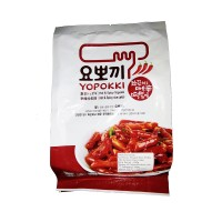 Jual YOPOKKI Hot and Spicy Topokki 280 Gr Murah