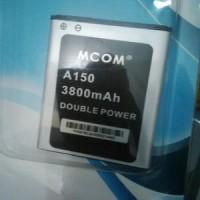 Baterai Battery Batere Batre Mito A150 Merk Mcom Original 100%