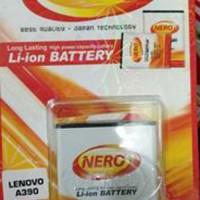 Baterai Battery Batere Batre Lenovo A390 Merk Nero Original