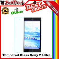 Tempered Glass 9H Sony Experia Xperia Z Ultra / Dual | Anti Gores Kaca