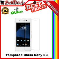 Tempered Glass 9h Sony Experia Xperia E3 / Dual | Sony Anti Gores Kaca