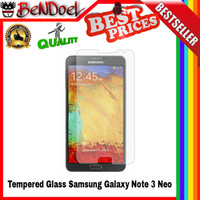 harga Tempered Glass 9h Samsung Galaxy Note 3 Neo / Duos | Anti Gores Kaca Tokopedia.com