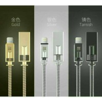 Jual Remax loyalty lightning series cable rc 0561 | kabel iphone ipad mini Murah
