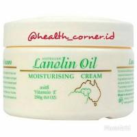 Australian Lanolin Oil Moisturising cream 250gr