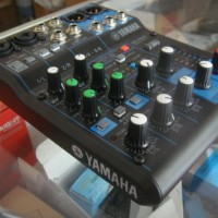 MIXER AUDIO SOUND SYSTEM YAMAHA MG06X PROFESIONAL