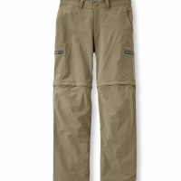 Celana L.L.BEAN Cresta Hiking Pants, Zip Off Mens-Original