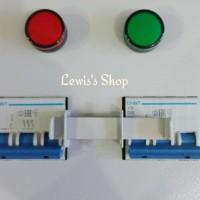Panel Interlock Kecil Pln-genset + Mcb 63a
