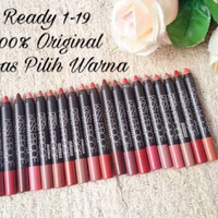 Jual Menow Kiss Proof Soft Matte Lipstick 100% Waterproof Longlasting 24jm Murah