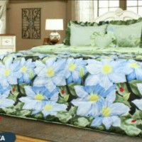 BEDCOVER SET CALIFORNIA / MY LOVE 3D 180X200 MARINKA / BED COVER SET