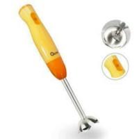 Jual Hand Blender Cute Oxone Warna Orange Ox 204 Daya Listrik 200 Watt Murah