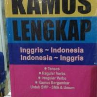Kamus lengkap Bahasa ingris -Indonesia