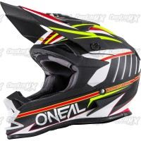 harga Helm Cross Oneal 7 Series Evo Chaser White /helmet O'neal Putih Tokopedia.com