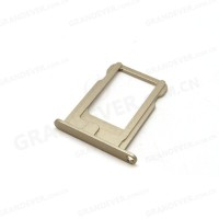 Apple iPhone 5/5S Gold Nano Sim Card Tray Slot Holder Replacement