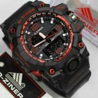 jam tangan pria cowok dziner d-ziner original tahan air MDL G-Shock qq