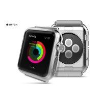 Apple Watch Series 2 42 mm - Ultra Thin Silicone Cover Protector