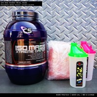Ultimate Nutrition ISO MASS XTREME GAINER 1LBS ECER REPACK + SHAKER