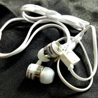 iPhone 4 5 6 7 Handsfree Branded Bass Handfree headset earphone KW-1