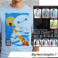[DISKON] Kaos Big Hero Graphic 7 - Distro Ocean Seven