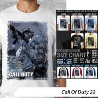 [DISKON] Kaos Call Of Duty 22 - Distro Ocean Seven