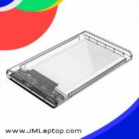 "HDD Laptop Enclosure 2.5"" USB 3.0 Transparant"