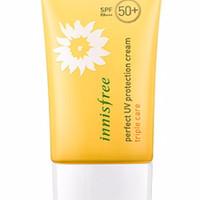 Innisfree Perfect UV Protection Cream Triple Care Sunblock Sun Cream