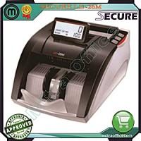 Jual SECURE LD 26M/Mesin hitung uang/Mesin penghitung uang/Money Counter Murah