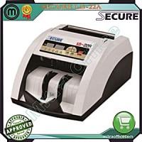Jual SECURE LD 22A/Mesin hitung uang/Mesin penghitung uang/Money Counter Murah