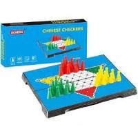 Papan Halma Magnet Lipat /Board Game Chinese Checkers Magnetic Folding
