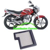 FERROX PERFORMANCE AIR FILTER/FILTER UDARA YAMAHA SCORPIO 2004-2016
