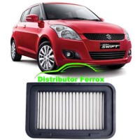 FERROX PERFORMANCE AIR FILTER/FILTER UDARA SUZUKI NEW SWIFT 2013-2016