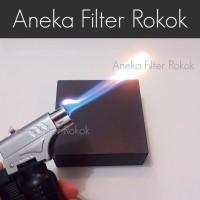 Korek Api Gas | Korek Las |Torch Lighter | AOMAI ZB368 Two Flame Mode