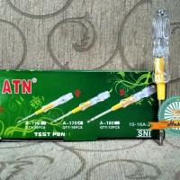harga Atn Tespen Test Pen 2 In 1 Obeng Minus (-) Plat   Plus (+) Kembang Tokopedia.com