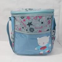 harga Tas Selempang Baby Bag Organizer Cooler Bag Pack Tempat Susu Diaper Tokopedia.com