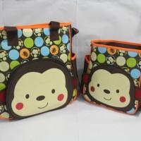 harga Baby Bag Organizer 3 In 1 Tas Bayi Perlak Tas Selempang Karakter Murah Tokopedia.com