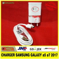 Charger SAMSUNG GALAXY a5 a7 2017 ORIGINAL 100% Fast Charging TYPE C