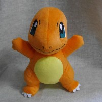 004 Boneka Charmander 20cm Boneka Pokemon