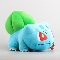 001 Boneka Bulbasaur 30cm Boneka Pokemon