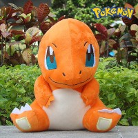 004 Boneka Charmander 30cm Boneka Pokemon