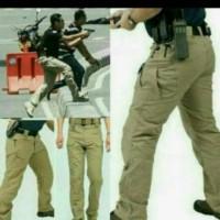 Jual Celana Tactikal Blackhawk Police / Celana Cargo Taktikal Outdoor Murah