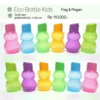 Jual Tupperware Eco Bottle Kids 350 ml Botol Kidz Murah