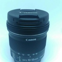 Jual Lensa Canon EFS 10-18mm f/4.5-5.6 IS STM Murah