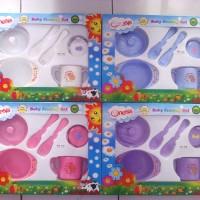 Feeding Set Onesis M4, Tempat Makan Bayi, Perlengkapan Bayi
