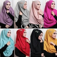 Jilbab Kerudung Hijab Pastan Oshira