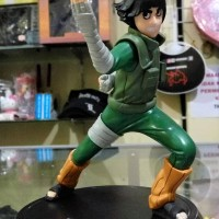 MAINAN ACTION FIGURE GEM NARUTO ROCK LEE