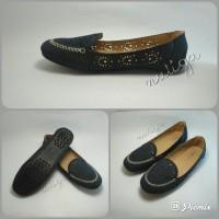 harga Sepatu Wanita Flat Shoes Ukir Cantik Gratica B07r1b Tokopedia.com