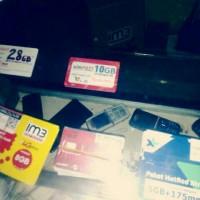 Perdana Paket Telkomsel 10 GB 4G