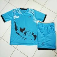Kaos Setelan Volly / Jersey Futsal / Kostum Bola / Baju Tim Olahraga