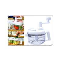 Swift Chopper Multifunction Food Processor Blender Tanpa Listrik - Put
