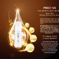 Jual PRECIOUS whitening serum 70ml - buy 1 get FREE 1 konjac Murah