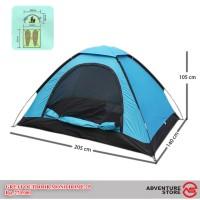 Tenda Great Outdoor Mono Dome 2p, Dome 2p, Tenda Camping